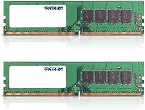 Patriot Signature Line DDR4 16GB (2 x 8GB) 2666MHz (PC4-21300) UDIMM Dual Kit Memory Kit PSD416G2666K