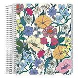 Erin Condren 12 - Month 2021 Coiled Life Planner (January - December 2021) - Flower Power Cover,...