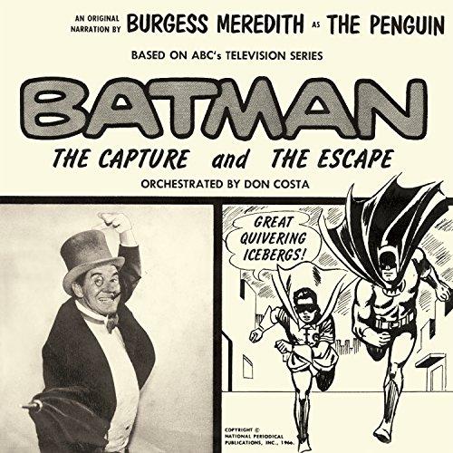 Batman: The Capture And The Escape