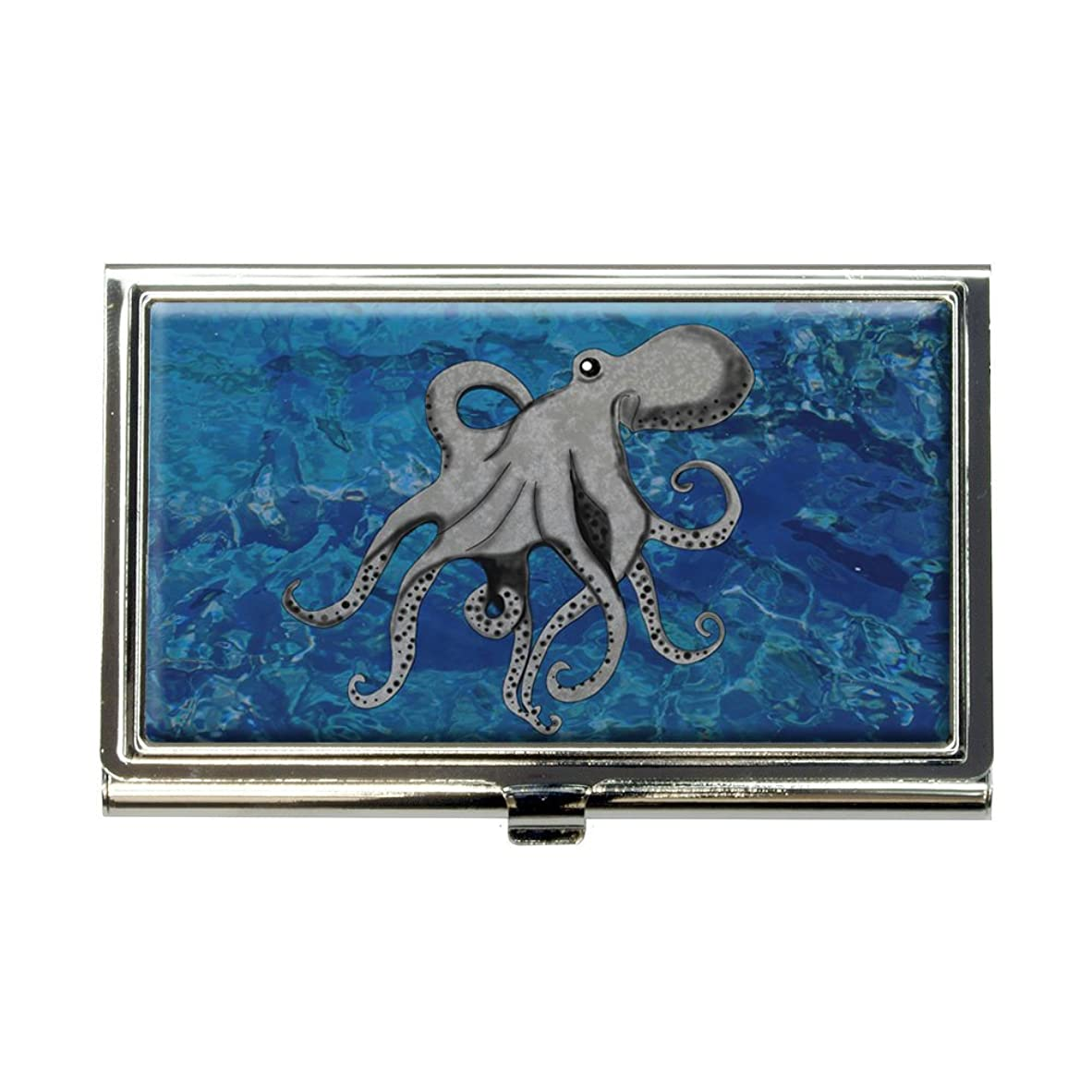 フォアマン買い手松明Octopusビジネスクレジットカードホルダーケース