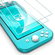 ESR Nintendo Switch Lite フィルム ニンテンドースイッチライト 液晶保護フィルム HDクリア 3倍強化 最大5KGの力に抵抗 傷つき防止 プレミアム強化ガラス スクリーンプロテクター [2枚入]