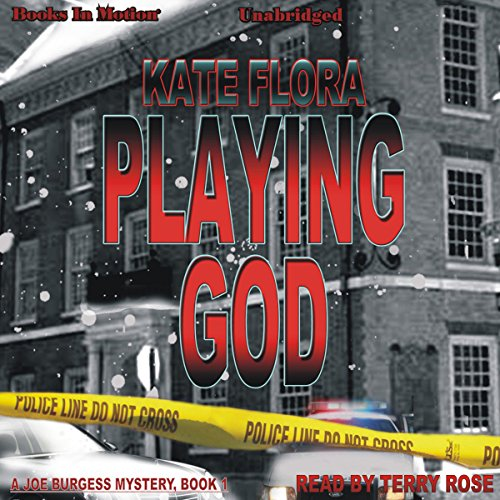Playing God cover art