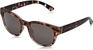SE6021 Gafas de sol, Marrón (Dark Havana/Brown Mirror), 50 Unisex Adulto