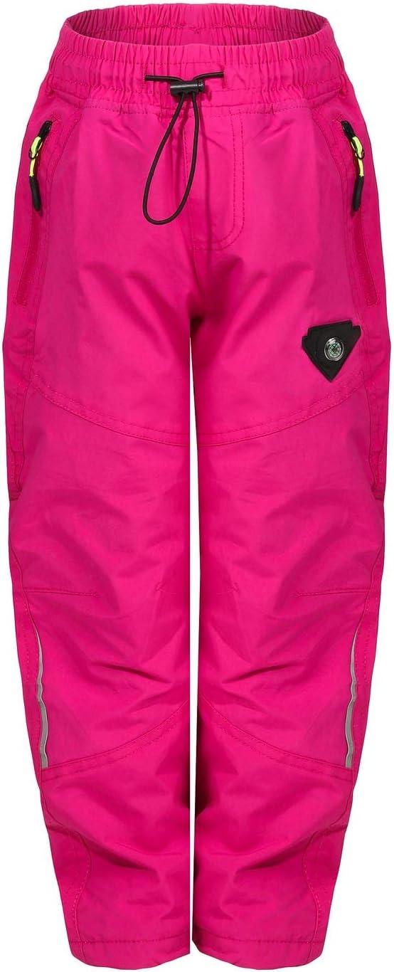 trekking autunno per attivit/à allaria aperta Pantaloni termici per bambini ZARMEXX inverno