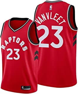 Men's Toronto Raptors #23 Fred VanVleet Icon Jersey