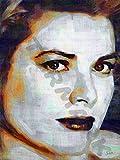 Posters-Galore Grace Kelly American Princess of Monaco Art