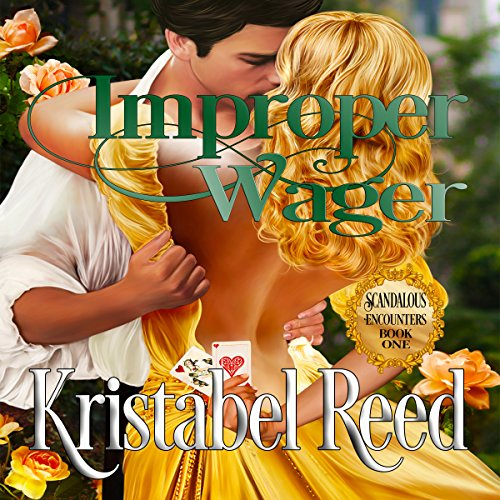 Improper Wager: Scandalous Encounters audiobook cover art