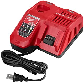 Milwaukee M12 and M18 12-Volt/18-Volt Lithium-Ion Multi-Voltage Rapid Battery Charger