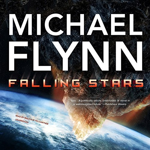 Falling Stars audiobook cover art