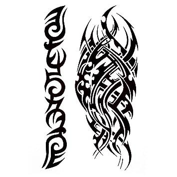 Tattoos unterarm tribal Tattoo Arm