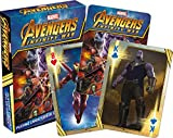 """Image of AQUARIUS 52557 Marvel Avengers Infinity War Playing Cards, Multi-Colored, 3"""""""