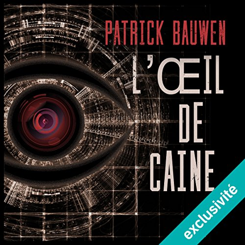 L'œil de Caine audiobook cover art