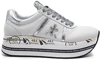 PREMIATA Sneaker Donna Bianco Beth_4517