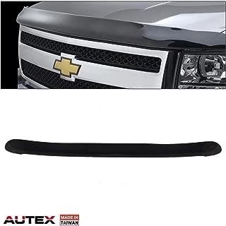 Stampede 302-2 Vigilante Premium Hood Protector for Chevrolet//GMC Smoke