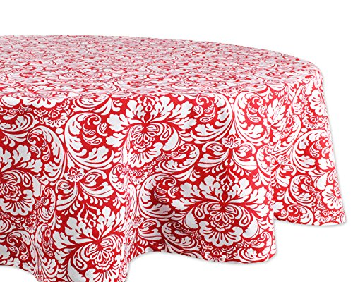 DII CAMZ35281  Cotton Tablecloth for for Dinner Parties, Weddings & Everyday Use, 70