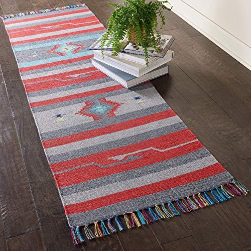 Marca de Amazon - Movian Burgas, alfombra rectangular, 228,6 de largo