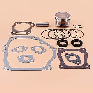 Tiempo Beixi 68mm Anillos de pistón del Sello de Aceite de Juntas Kit de reconstrucción for Honda GX160 GX200 168F 5.5/6.5HP Gasolina 2-3.5kw Generador Motor Trimmer
