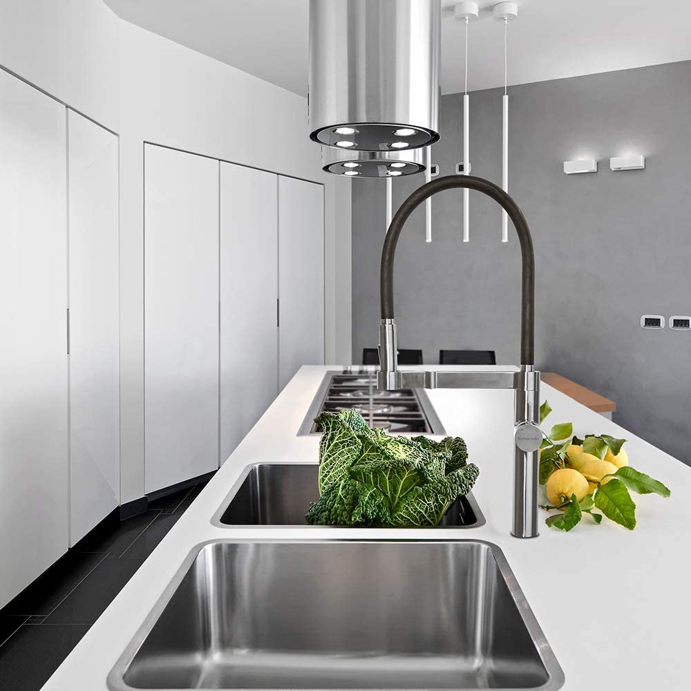 Ramon Soler Osmosis 20E20 Kitchen Tap Solid Stainless Steel ...