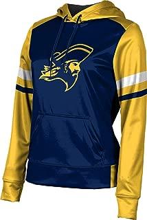 ProSphere East Tennessee State University Women's Pullover Hoodie, School Spirit Sweatshirt (Old School)