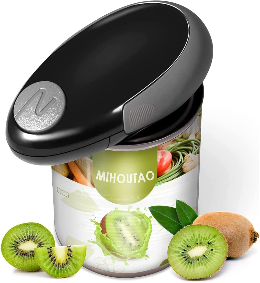 Electric Can Opener No Sharp excellence Edge Senior with Kitchen Latest item