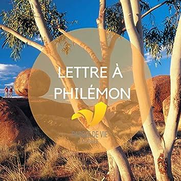 Lettre à Philémon