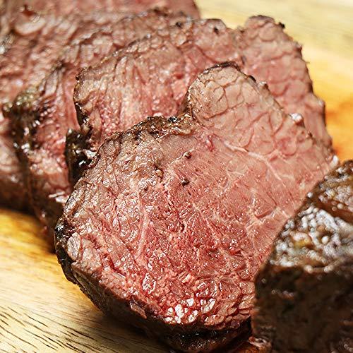 ミートガイ ダチョウ ランプ肉ブロック (約1kg) 駝鳥肉 Ostrich Rump Block