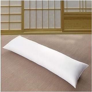 BGDRR 150x50cm Largo Abraza al Cuerpo Almohada Almohada Almohada Blanca Core Interior Home Uso llenado del Amortiguador (Size : 40x120cm)