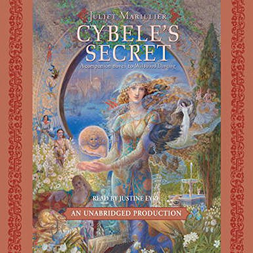Cybele's Secret audiobook cover art