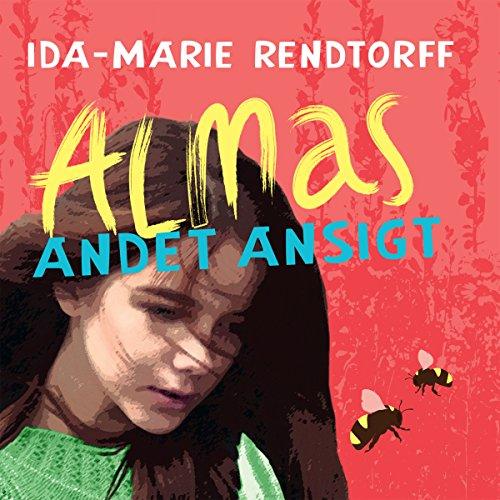 Almas andet ansigt audiobook cover art