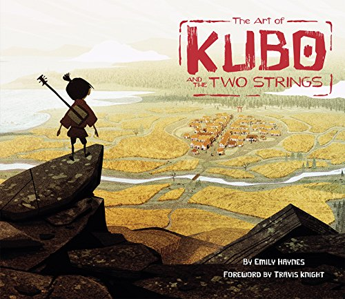 The Art of Kubo and the Two Strings (English Edition)