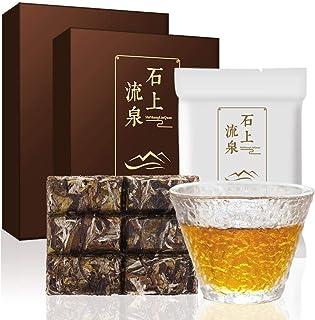 白茶 福鼎白茶 2015年原料白牡丹茶叶60g(30g*2) 中国茶 老白茶 茶葉 無添加 白茶セット 天然天日干し工芸 精美な包装 淹れるに便利