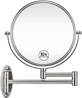 Best wall magnifying mirror bathroom Reviews