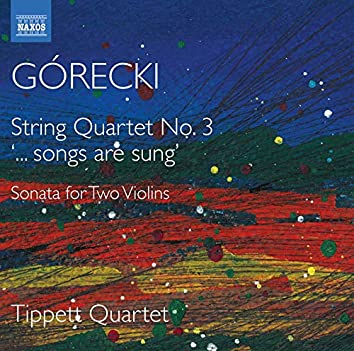 Górecki: Complete String Quartets, Vol. 2