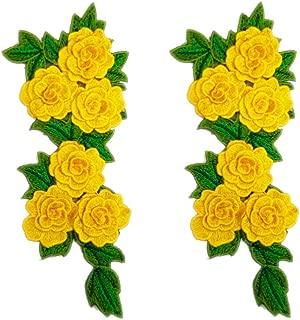 Best large floral appliques Reviews