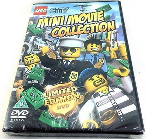 Lego City Mini Movie Dvd [Edizione: Regno Unito] [Italia]