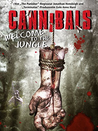Cannibals - Welcome to the Jungle