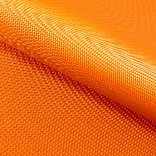 NOVELY Oxford 210D | Polyester | anschmiegsam nachgiebig | Meterware Segeltuch Farbe: 18 Orange S08