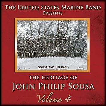 The Heritage of John Philip Sousa, Vol. 4