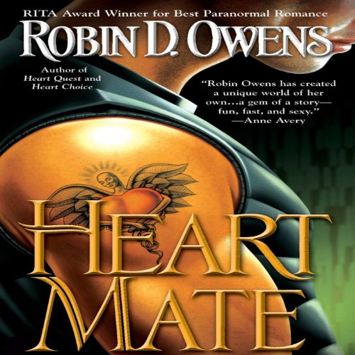 HeartMate audiobook cover art