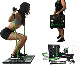 BodyBoss 2.0 - Full Portable Home Gym Workout Package +...