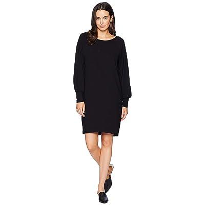 Lilla P Full Sleeve Dress (Black) Women