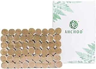 AHCHOO Moxa Sticks for Mild Moxibustion 40:1 Concentration Wrapped with Mugwort Paper 54 Count