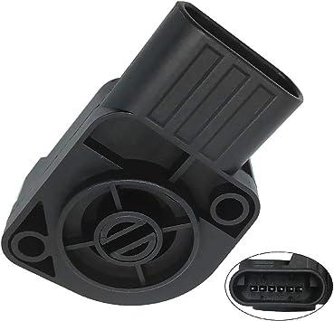 Reemplazar OE # 85101350 ajustes for Navistar Volvo Ford Navistar Int 8C40-9F832-BA Yh-eu Posici/ón del sensor del acelerador TPS Sensor 2603893C91 133.284 for Williams Controls 131973 2507256C91,