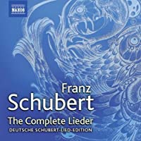 Schubert: The Complete Lieder by Boog (2011-11-15)