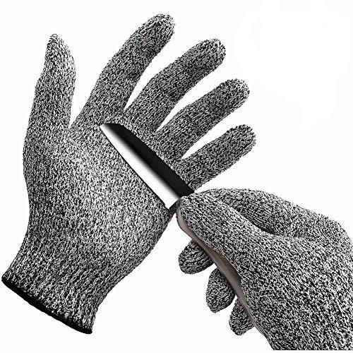『軍手 防刃 防刃手袋 作業用 手袋 作業グローブ 切れない手袋 耐切創手袋』のトップ画像