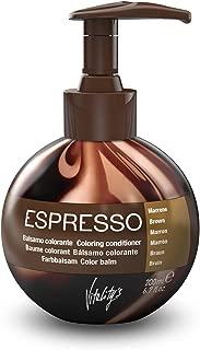 Vitality's Espresso Keratin Hair Coloring Conditioner 6.7 FL oz Brown