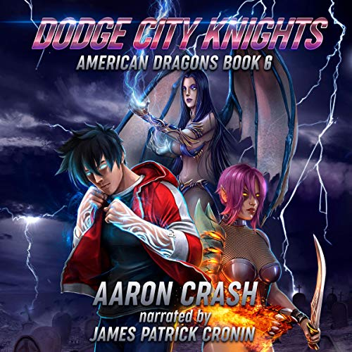 Dodge City Knights audiobook cover art