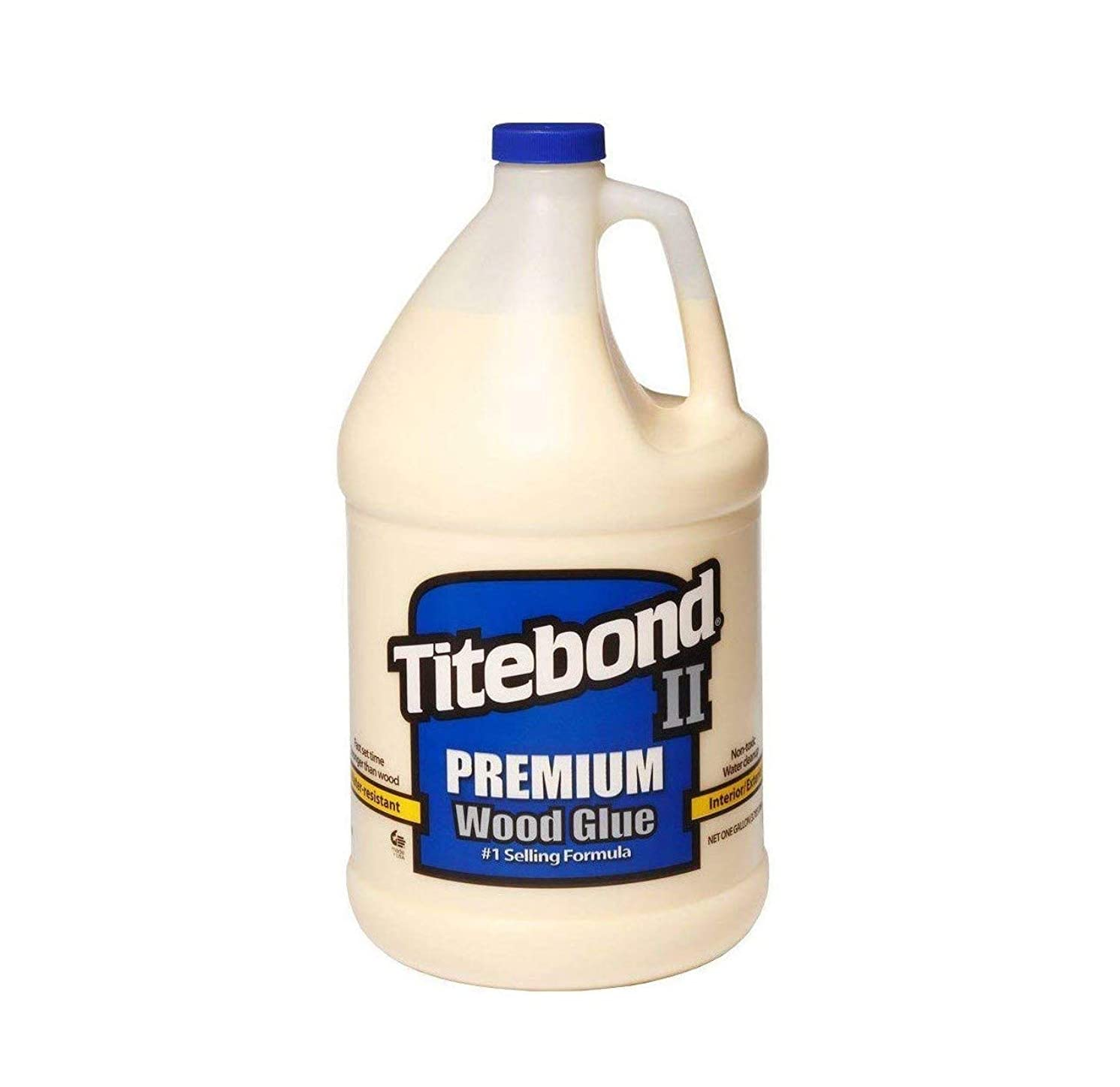Titebond Franklin International 5005 II Premium Wood Glue, 1 Gal kv187266345737
