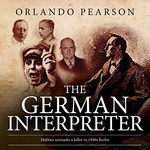 The German Interpreter audiobook cover art