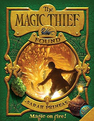 The Magic Thief: Found (Magic Thief…